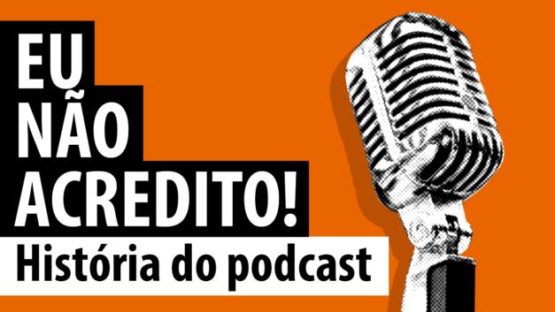 História do podcast